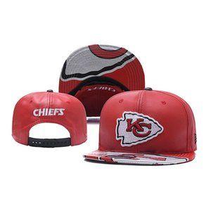 Kansas City Chiefs Snapback Hats